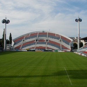 Andruv Stadium Olomouc, Czech Republic
