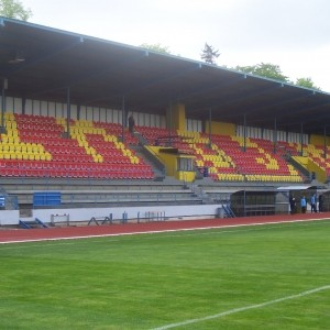 City Stadium Znojmo, Czech Republic