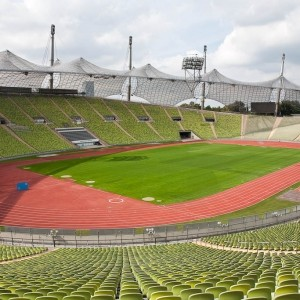 Olympic Stadium Munich, Germany