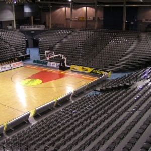 Trier Arena, Germany