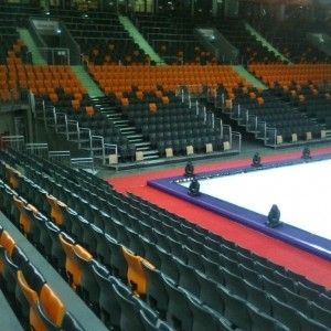 Ratiopharm Arena, Ulm, Germany