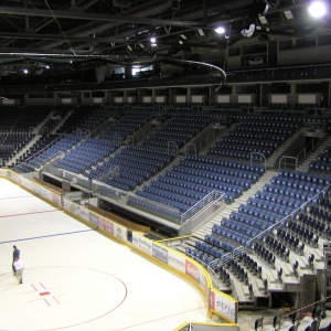 Tipsport Arena Liberec, Czech Republic