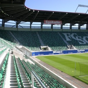AFG Arena St. Gallen, Switzerland
