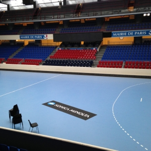 Coubertin Arena, France