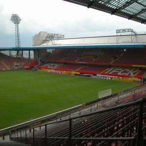 Football Stadium Kaisserslautern, Germany