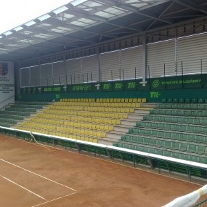 Nationaltenniszentrum Morava, Prostějov, Tschechien
