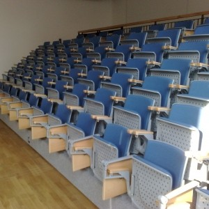 Czech British school Lecture Hall, Prague, Czech Republic