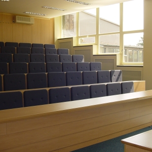 Charles University Lecture Halls, Czech Republic
