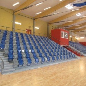 Sports Hall Kaaden, Czech Republic