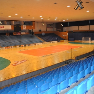 Sports Hall Novesta Zlín, Czech Republic