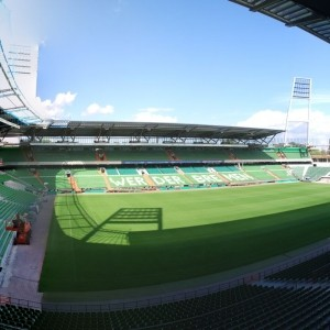 Weser Stadium Bremen, Germany