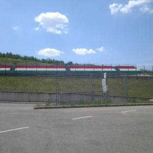 Racing circle Hungaroring, Hungary