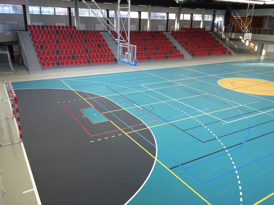 Sports hall STaRS, Třinec