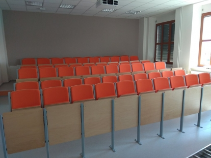 Lecture Hall at the Pedagogical Faculty of Masaryk University in Brno, Czech republic